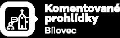Logo Prohlídky kulturní centrum Bílovec