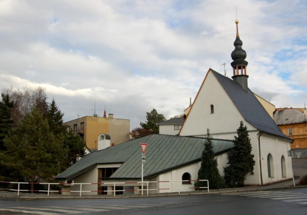 Komentovaná prohlídka kaple sv. Barbory